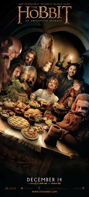 The Hobbit - in 'RealD 3D', HFR 3D and IMAX 3D