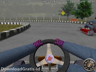 Game Balapan Gokart