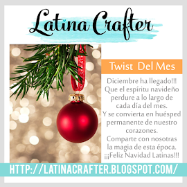 "Twist Mes de Diciembre 2018 ""Navidad"""