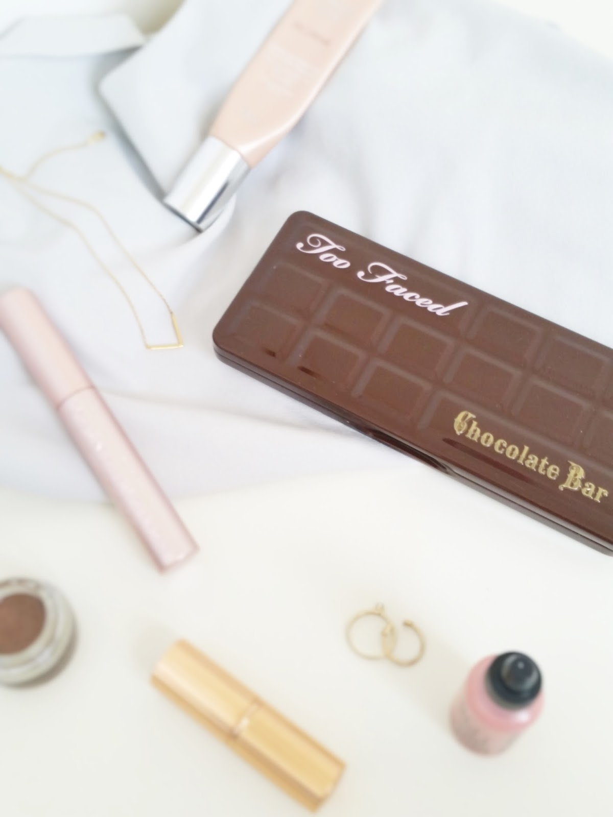Blog Anniversary & Too Faced Giveaway
