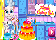 Angela Cookig Cake