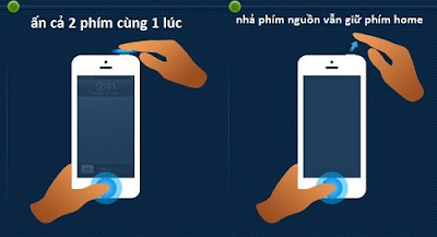 Cách khắc phục iPhone 5s tự tắt nguồn bật không lên