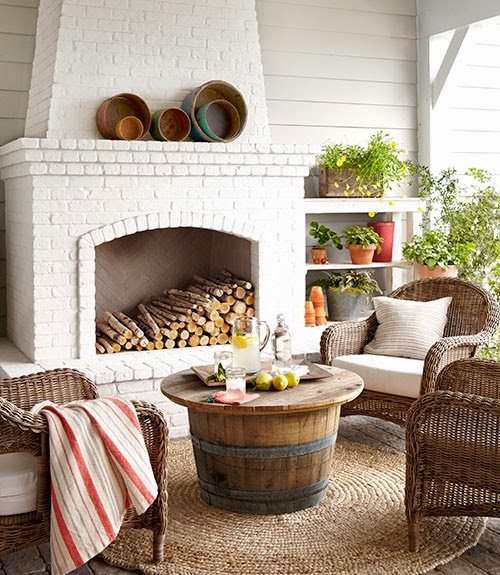 Patio Furniture For Living Room: COCOCOZY: OUTDOOR LIVING ROOM