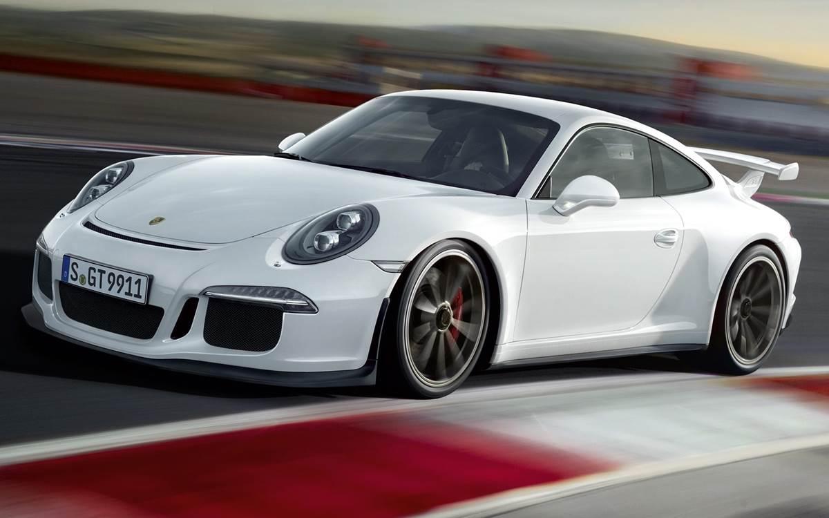 Porsche 911 GT3 2013 recall