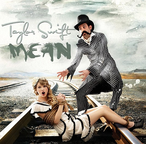 Taylor Swift - Mean, wallpaper
