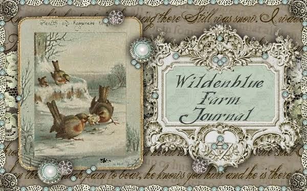 Wildenblue Farm Journal