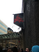 . remembered that we purchased tickets to the London Dungeon that morning. (img )