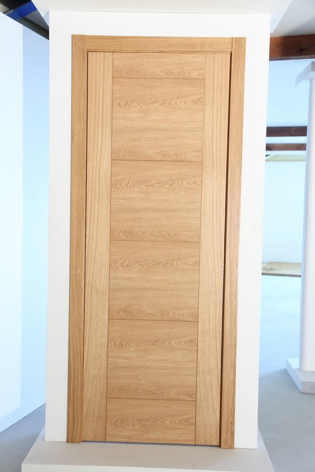Puertas interiores auto design tech for Puertas de madera interiores