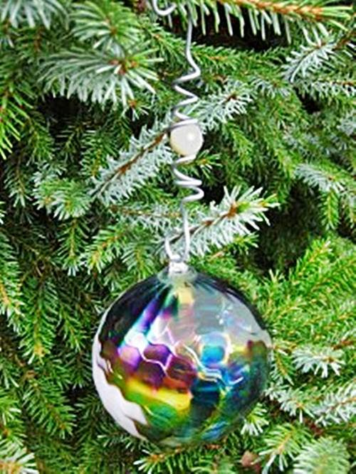 Create Unique Christmas Tree Ornaments Unique Handcrafted