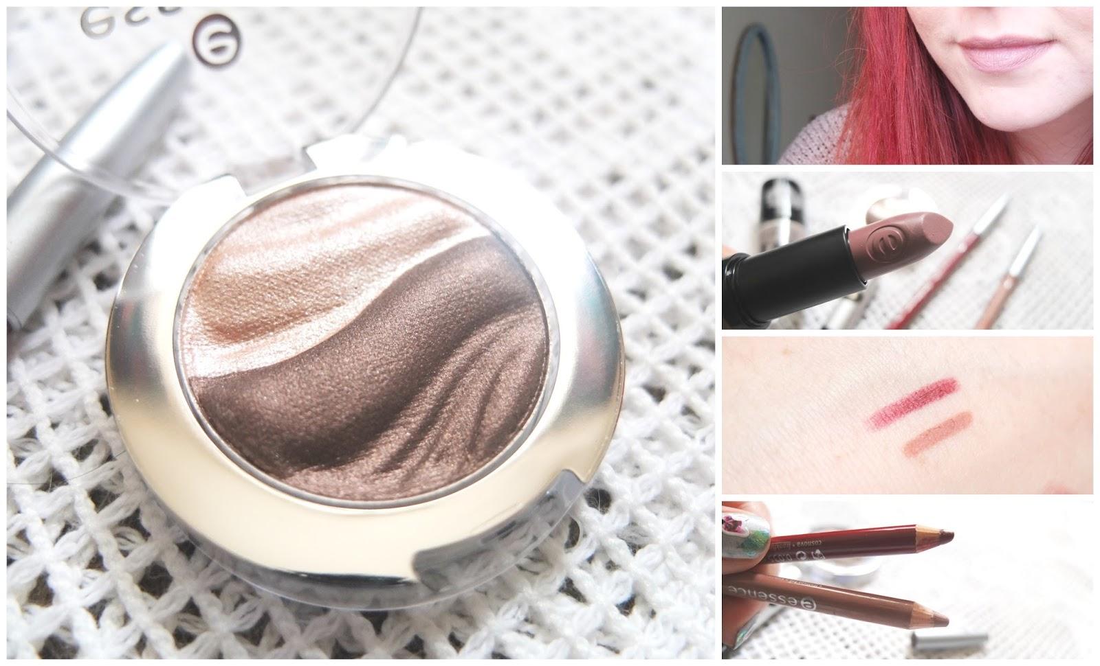 Essence Make Up: The Nudes