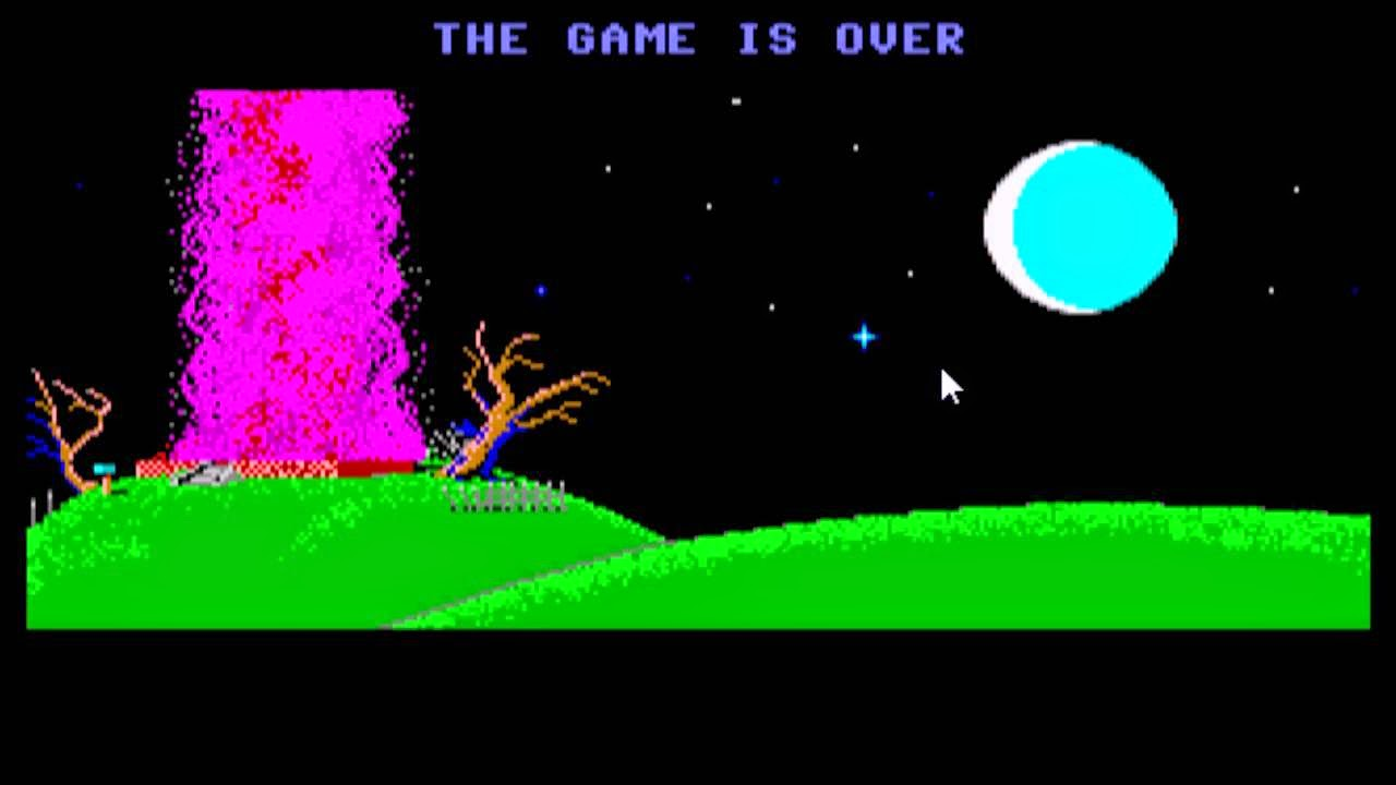 Maniac Mansion ways to lose and die