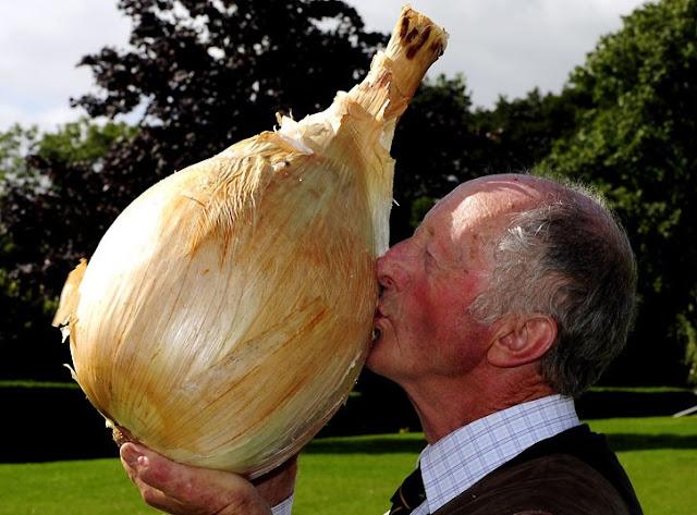 Peter Glazebrook, el jardinero aficionado que bate records del mundo