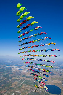 World Record Skydiving Gallery