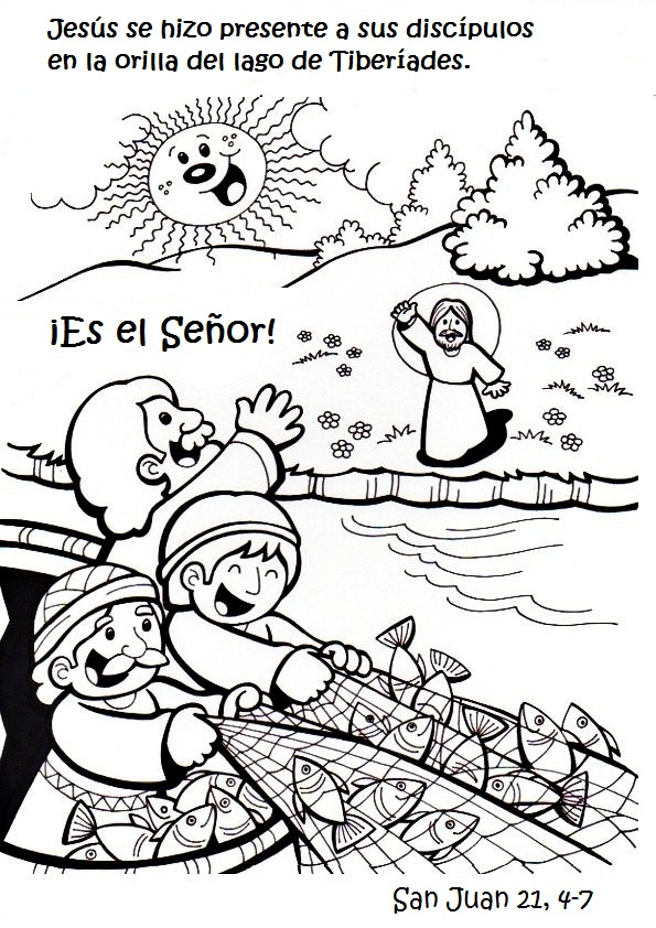 Fantástico Colorear Discípulos De Jesús Foto - Dibujos Para Colorear ...