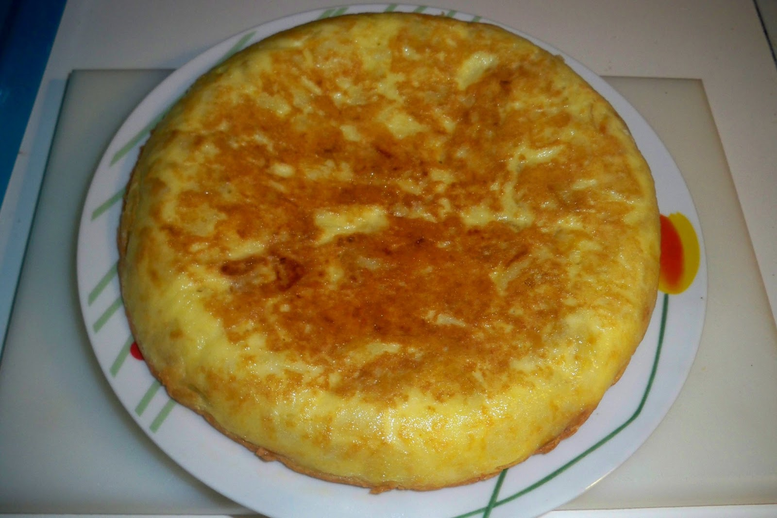 Gastronoguía Mundial: .:Tortilla de Patatas:.