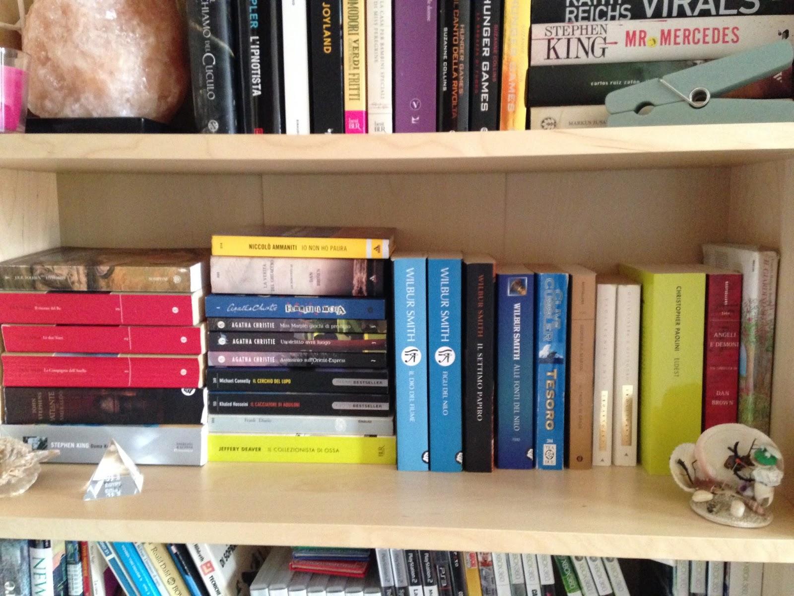 Libri e molto altro come organizzate la vostra libreria