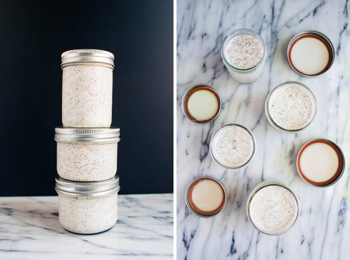 Chia Seed Pudding | 3 Ingredients - Pomelo Blog