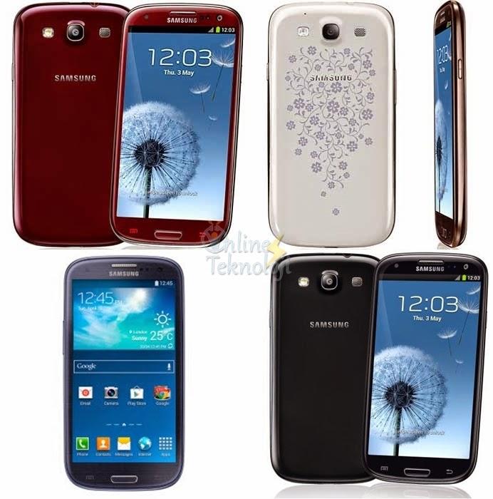 Galaxy S3 Neo Tanıtıldı