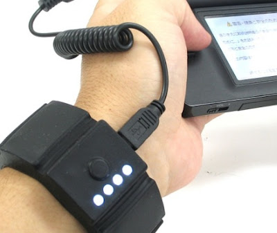 Cool and Innovative Wearable Rechargers (15) 4