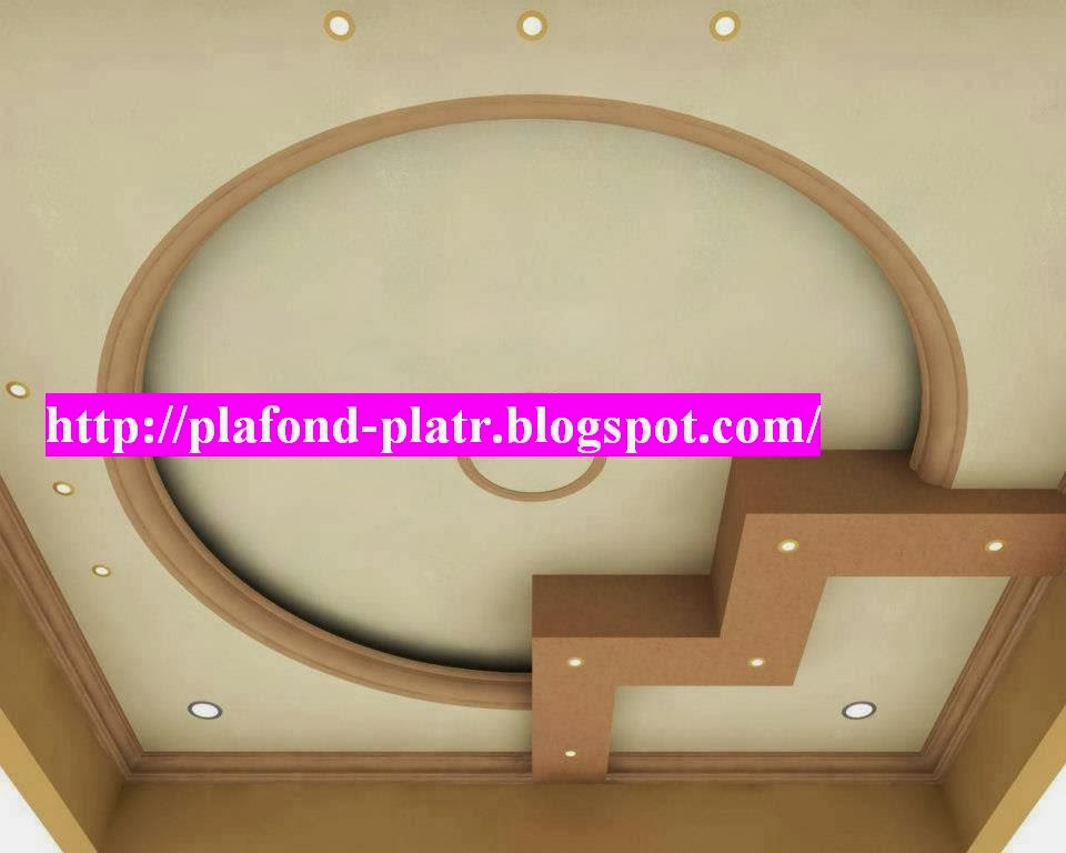 Platre 2014 marocain plafond for Decoration platre marocain 2014