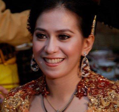 Surat Putri Nurdin Halid