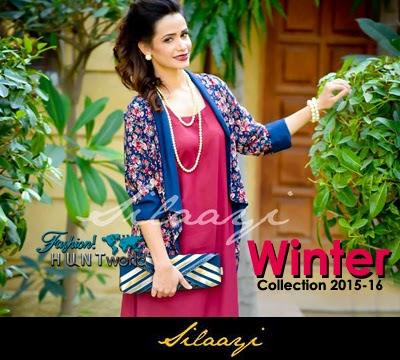 Silaayi Winter Collection 2015 2016 Winter Formal Dresses 2015 16