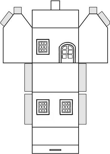 Galerinha on line casinhas para montar - Como hacer un plano de una casa ...