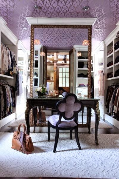 Dressing room ideas/lulu klein