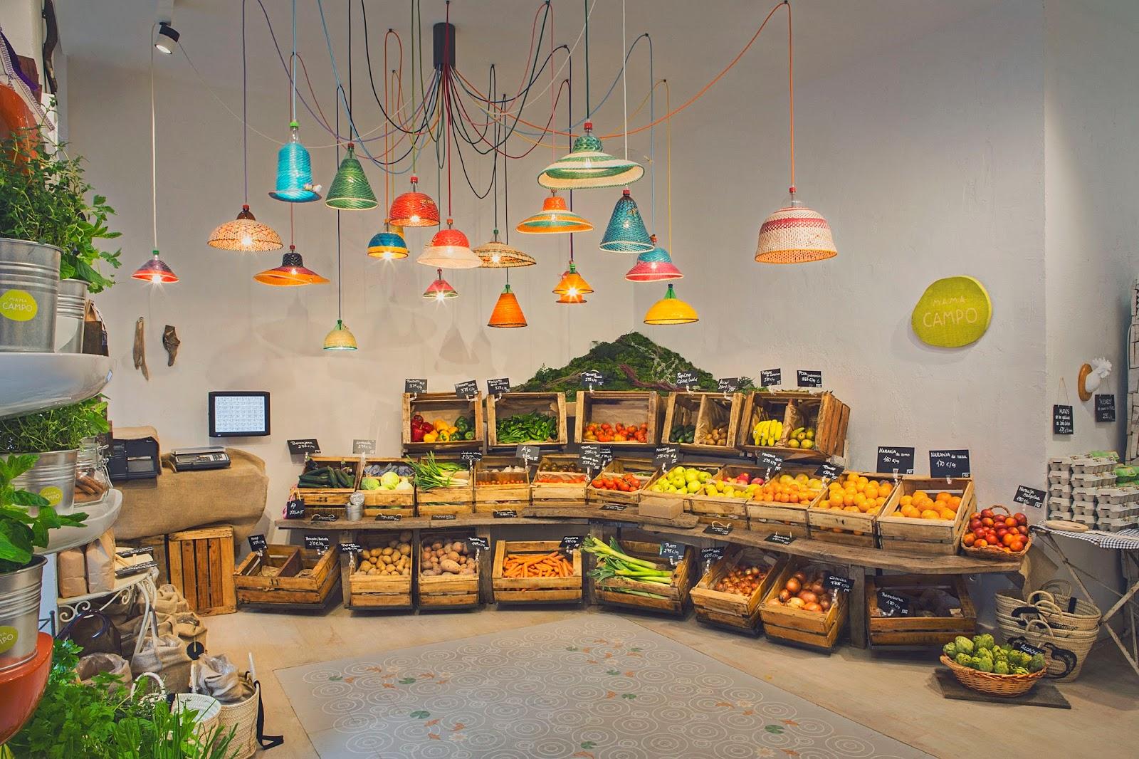 Mama Campo groceries shop