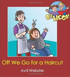 Autism Resources Off We Go For A Haircut