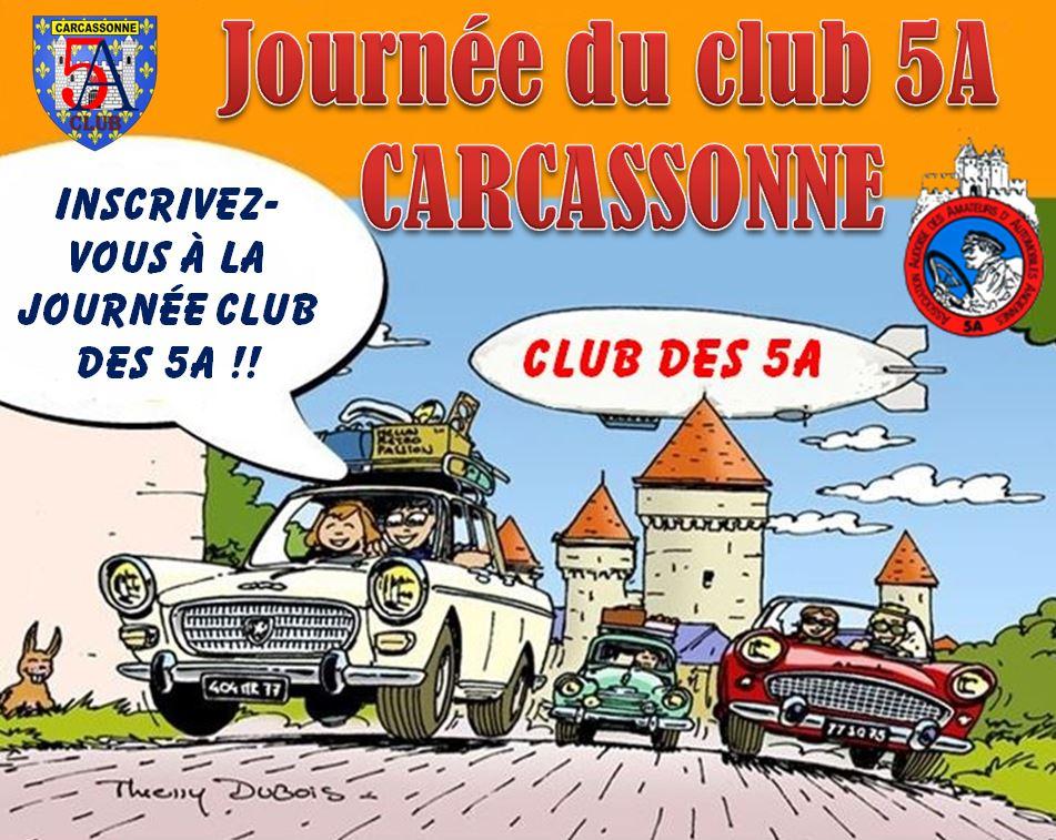 SORTIE AUTOS-MOTOS JOURNÉE CLUB