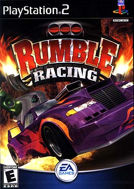 Password Rumble Racing