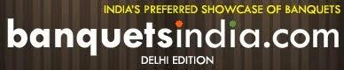 www.BanquetsinDelhi.com - Delhi's favourite banqueting source