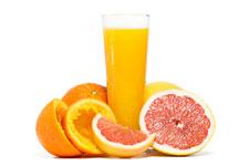 Grapefruits, jus jeruk memicu Melanoma