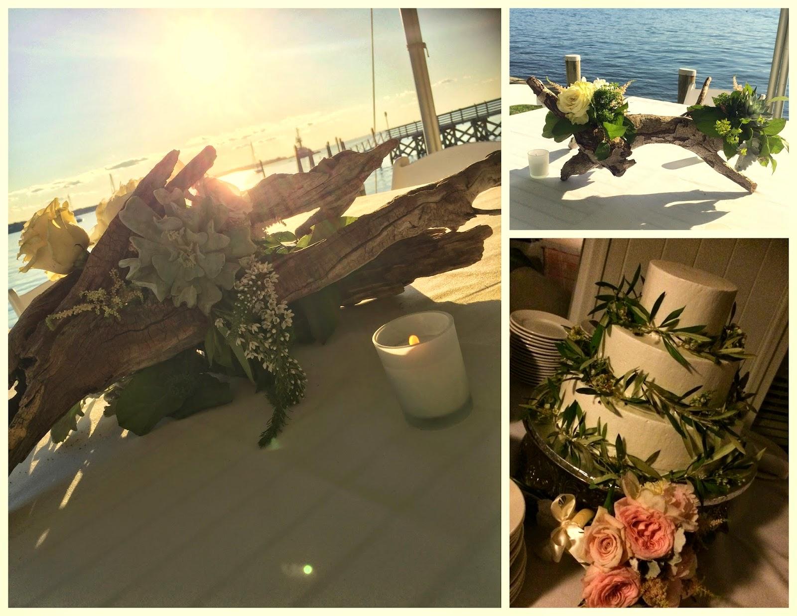 backyard wedding on the long island sound event kings