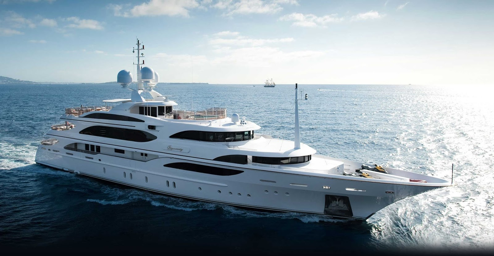 I DYNASTY superyacht