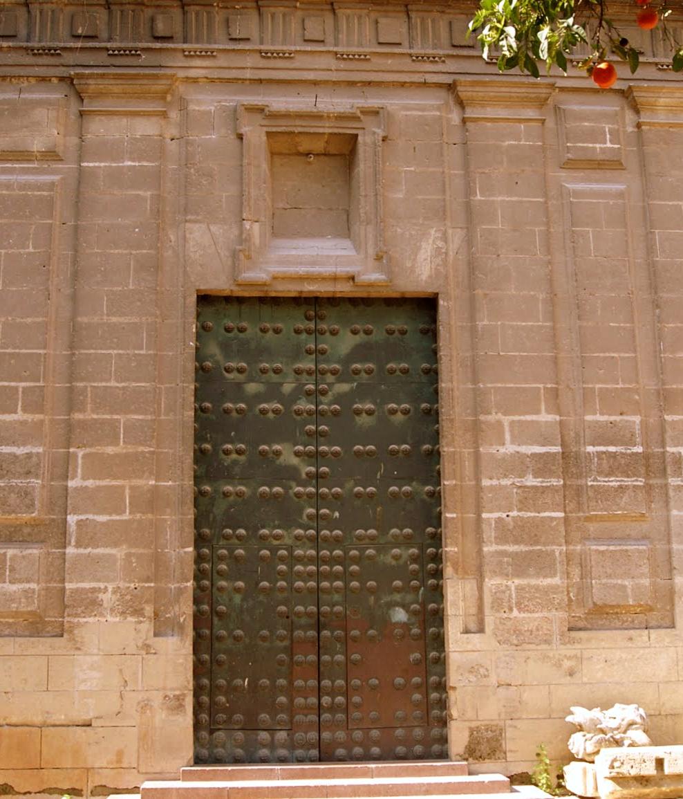 HISTORIARTE SEVILLA ....: PUERTAS DE LA CATEDRAL, 3/3