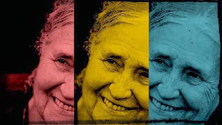 Doris Lessing. Fuente: Reuters