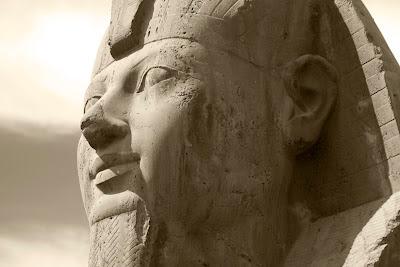 cairo escultura egipto faraon