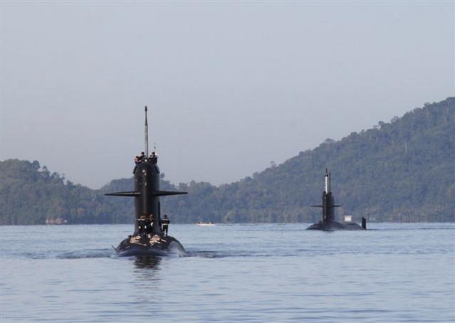 Militer India GIla TOT, Kapal Selam Siluman Peracis pun Mereka Buat Sendiri
