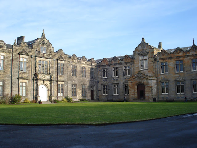 Saint Salvator's Quad
