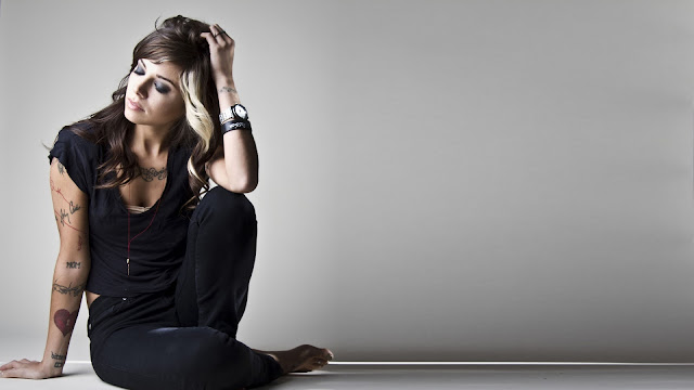 Christina Perri Singer Tattoos