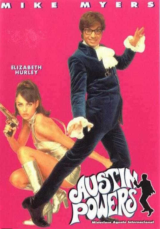 Austin Powers: Misterioso agente internacional (1997)