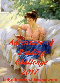 The Adventure of Reading Challenge