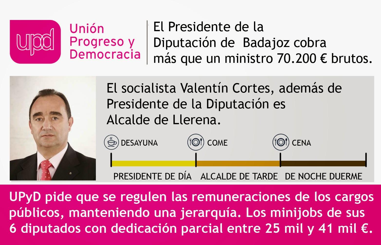 El blog de sig enza presidentes de diputaci n vs for Ministros de espana