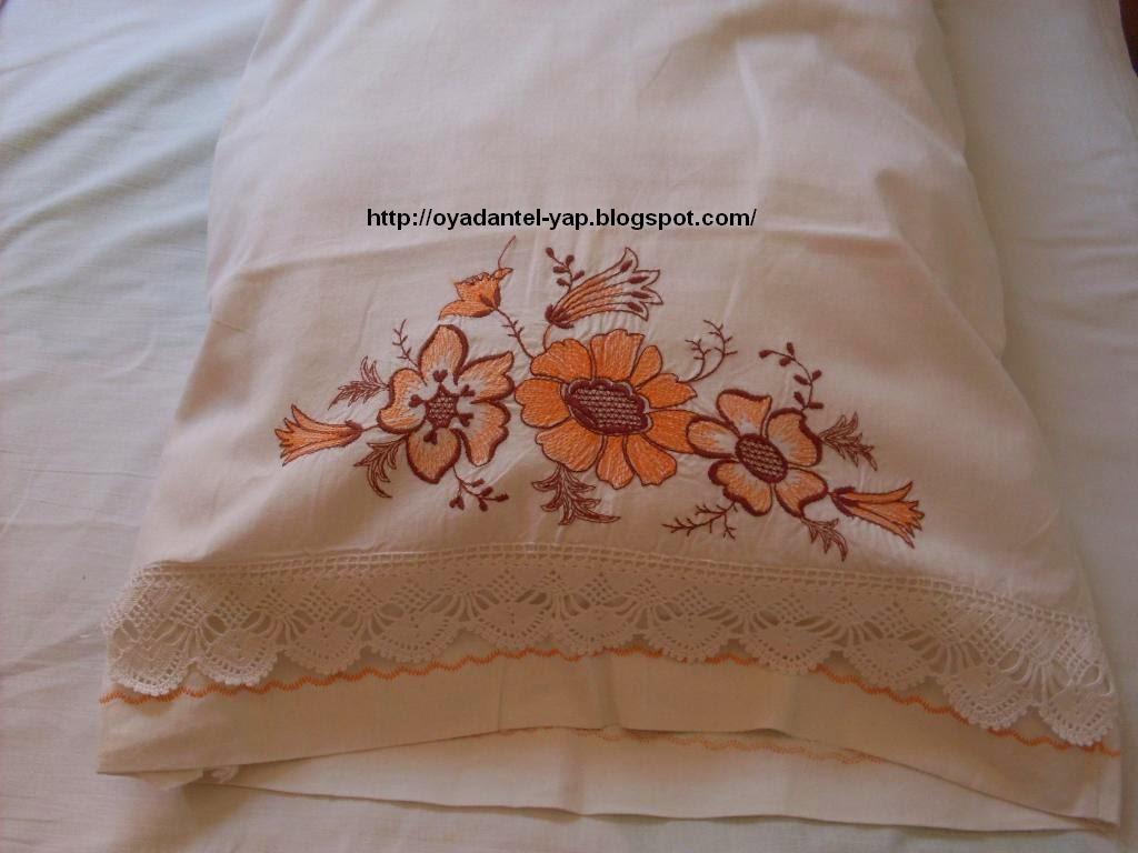 yastık danteli ,kenar dantelleri