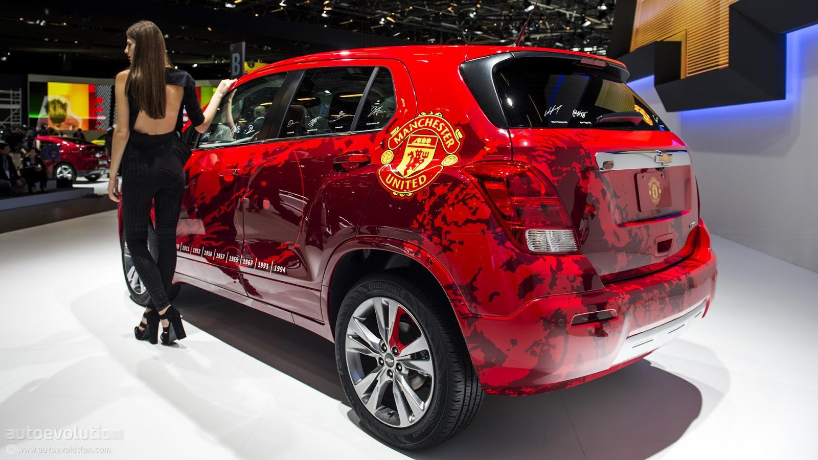 Latest Cars Models: Chevrolet trax 2013