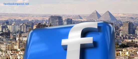 facebook en español - egipto internet