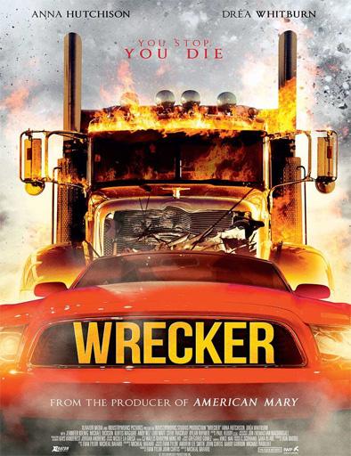 Ver Wrecker (Duelo en el asfalto) (2015) Online