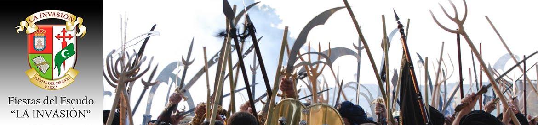 """Fiestas del Escudo """"La Invasión"""""""